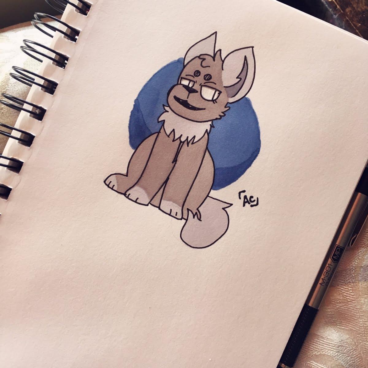 Прикольные рисунки для срисовки для начинающих в скетчбук